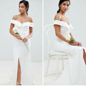 Jarlo bridal off shoulder wedding prom homecoming